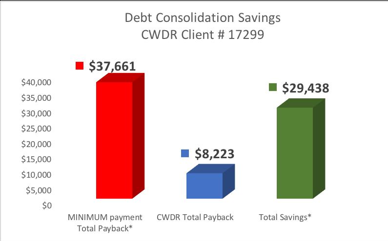 Debt Settlement Program Case Study